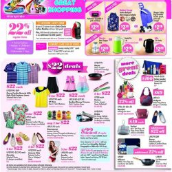[BHG Singapore] Our 22nd anniversary Celebration continues with MORE $22 DEALS and great deals in-stores!