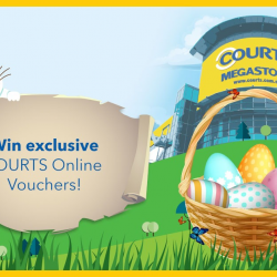 [Courts] HAPPY EASTER SUNDAY!