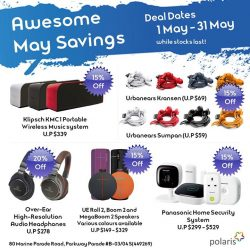 [Polaris Apple] Awesome May Savings!