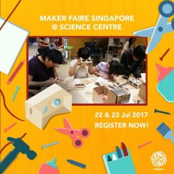 [Elements @ Play by Science Centre Singapore] Singapore's largest Show and Tell is back for the sixth year running!