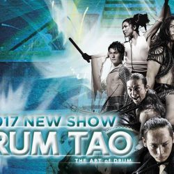 "[SISTIC Singapore] Tickets for DRUM TAO 2017 ""BUKYO"" goes on sale on 20 April 2017, 10am."
