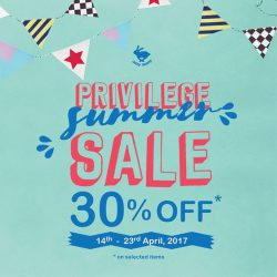 [Jelly Bunny] JELLY BUNNY PRIVILEGE 30% DISCOUNT*Today - 23rd April 2017 *(Selected Items)