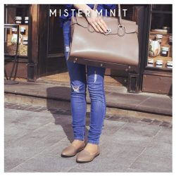 [Mister Minit Singapore] Today's Tip: Leather is like skin and requires moisturising.