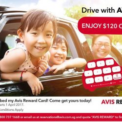 [AVIS] Share this post and like our page to receive your Avis Reward Card!