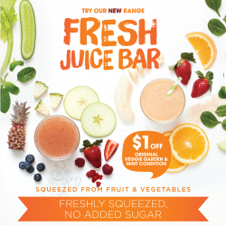 [Boost Juice Bars Singapore] Craving for some freshly squeezed juice?