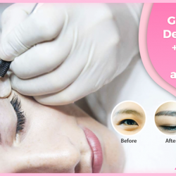 [BROW ART ASIA] Dear Busy Ladies,Don't have enough time in the morning to draw your eyebrows?