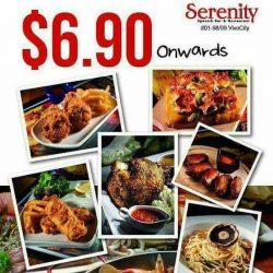 [Serenity Spanish Restaurant] 1 for 1 Beer and Wine Promotions & Tapas Promotions @ SERENITY 01-98/99 VivoCity
