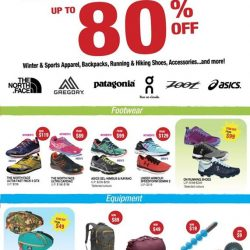 [LIV ACTIV] The Outdoor Venture Warehouse Sale is NOW ON - Check out the Best Buys we have in store for you!