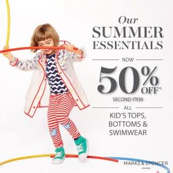 [Marks & Spencer] The junior Summer sale is heating up.