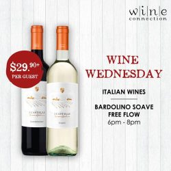 [Wine Connection] Have you enjoyed our new promotion?