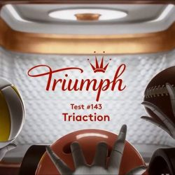 [Triumph International Singapore] The sports bra that offers you functional materials and perfect support for your active lifestyle - it has to be Triaction.