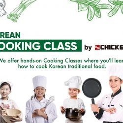 [CHICKEN UP] This Weekend's Cooking Class Menu is Japchae.