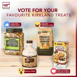 [NTUC FairPrice] Exclusive stocked at Warehouse Club, which Kirkland treat here is your favourite?