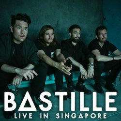 [SISTIC Singapore] Tickets for BASTILLE goes on sale on 24 April 2017.