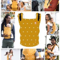 [Bumwear] The Tula Free-to-Grow carriers will be available from our website on the midnight of 6th April, this Thursday.