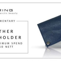 [BERING] From now until 30 April 2017, receive a free Leather Card Holder with a minimum spend of $250 nett across