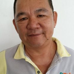 [Running Lab] Lim Lian Hua, 55, was involved in a traffic accident in 2011 which resulted in a whiplash injury to his