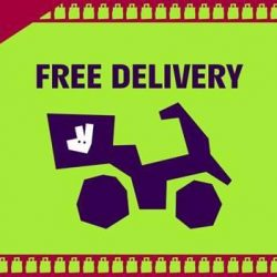 [Jack's Place] Have your meal delivered to you today because FREE delivery has been extended till 9 April!