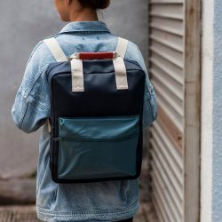 [Cumulusnimbus] The limited edition RAINS Scout Bag is a classic version of the practical daypack.