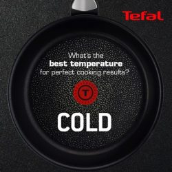 [Tefal] When is our pan able to give the perfect cooking results?