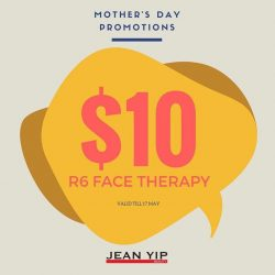 [Enjoy by Jean Yip] It's a month away from Mother's Day, and there's no better time to give your beloved mom