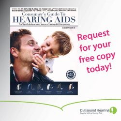 [Digi-Sound Hearing Care Centre] Learn all you need to know about hearing aids with this free copy of THE CONSUMER GUIDE TO HEARING AIDS
