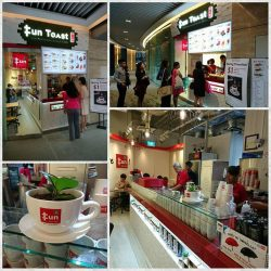 [Fun Toast] Good day to all, our latest Outlet now opens at GSH Plaza, 20 Cecil Street, 01-01 (beside Republic Plaza)!