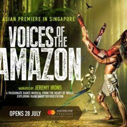 [SISTIC Singapore] From the creators of the Grammy® Award nominated sell-out show INALA starring Ladysmith Black Mambazo, comes the Asian premiere