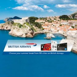 [UOB ATM] It's time to plan your summer getaway with British Airways.