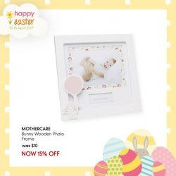 [Mothercare] Easter Sale | It's nearly Easter  and to celebrate, we are offering some special deals for you!