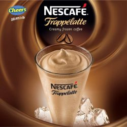 [Cheers] Have a cup of Frappelatte at only $2 and chill….