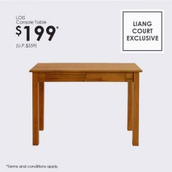 [Scanteak] Great furniture pieces are a marriage of both style and function.