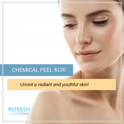 [REFRESH LASER CLINIC] If you are looking for the best solutions to treat pigmentation, acne, pores, or fine lines, why not opt for