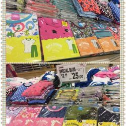 [Tom & Stefanie] Great Deal ~~ Kids S/S Pyjamas 2 for $23 , L/S Pyjamas 2 for $25  Buy 3rd pc at 50%