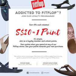 [FitFlop] Spread your LOVE for our FitFlop™ footwear and SHARE!
