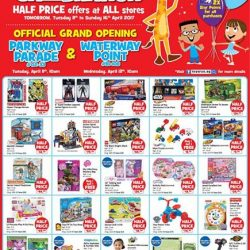 "[Babies'R'Us] TOYS'R'US ISLANDWIDE ""SALEBRATION""!"