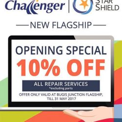 [CHALLENGER MINI] If your gadget needs some fixing, fret not.