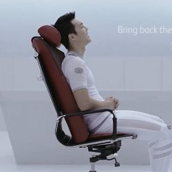 [OSIM] A modern lifestyle of prolonged sitting at a desk can cause you to lose flexibility.