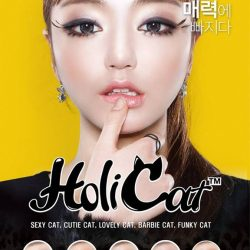 [Sin Chew Optics & Contact Lens Centre] GEOLICA Holicat Circle Lens, the best selling circle lens in South Korea, are now available @ Sin Chew Optics, Authorised Dealer.