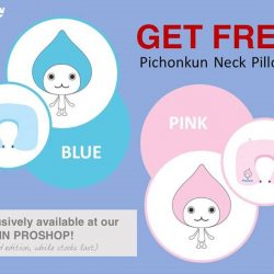 [Daikin Proshop PassionAir] Visit any of our DaikinProshop now to purchase a multi split inverter aircon and be given a FREE Pichonkun limited