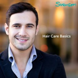 [Svenson] If you are the type who tends to neglect your hair care, here's 3 simple steps to get you