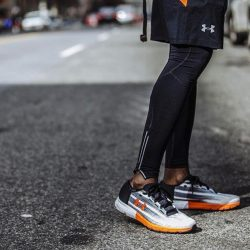 [Under Armour Singapore] Fresh kicks for the miles ahead.