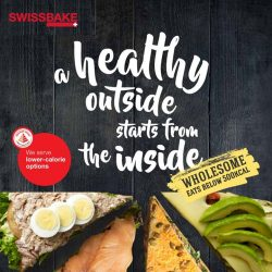 [Swissbake] Kraftwichsg is proud to announce that we are one of Health Promotion Board, Singapore's healthier dining partner!