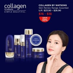 [Watsons Singapore] Wish you took better care of your skin in your youth?