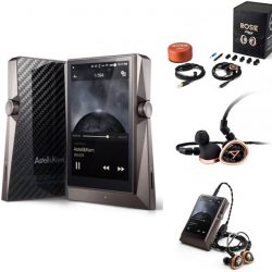 [Stereo] With every purchase of Astell&Kern AK380(black & Titan), get a FREE JH Rosie In-Ear Monitor Headphones worth $1399!
