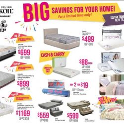 [Isetan] BIG Savings for your home for a limited time only!