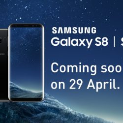 Samsung: Galaxy S8 and S8+ Telco Contract Prices