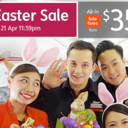 Jetstar: Post Easter Sale with All-In Sale Fares from $35!