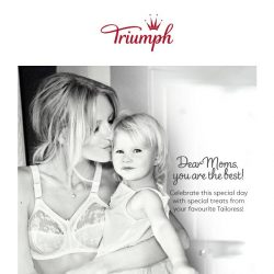 [Triumph] ❤️❤️❤️FLASH SALE: 2-day Mothers' Day Special!