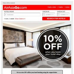 [AirAsiaGo] 🎁 Hurry, this coupon offer is only valid for 5 days! 🎁